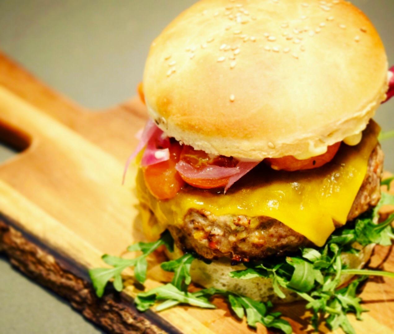 Burger – burgeren du kan være bekendt